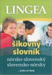 Porovnat ceny Lingea s.r.o. LINGEA nórsko-slovenský slovensko-nórsky šikovný slovník