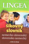 Porovnat ceny Lingea s.r.o. Nemecko-slovenský-slovensko nemecký šikovný slovník-3.vydanie