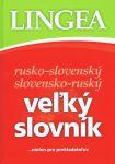 Porovnat ceny Lingea s.r.o. LINGEA - Rusko-slovenský a slovensko-ruský veľký slovník