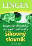 Porovnat ceny Lingea s.r.o. LINGEA-Taliansko-slovenský, slovensko-taliansky šikovný slovník