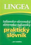Porovnat ceny Lingea s.r.o. Taliansko-slovenský,slovensko-taliansky praktický slovník