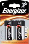 Porovnat ceny ENERGIZER Alkalické tužkové batérie Base LR20 / 2 2xD 35032918