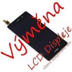 Porovnání ceny OEM Výměna LCD včetně dotykové vrstvy Huawei Ascend P8 Lite, Barva: Černá
