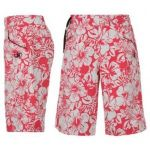 Porovnání ceny Ocean Pacific Bahamas Long Shorts Ladies – Pink/White - velikost M