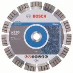 Porovnání ceny BOSCH Diamantový dělicí kotouč Best for Stone, 230 mm 2.608.602.645