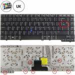 Porovnání ceny HP EliteBook 8530p klávesnice