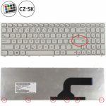 Porovnání ceny Asus N61VG klávesnice