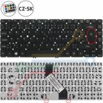 Porovnání ceny Acer Aspire M5-481TG klávesnice