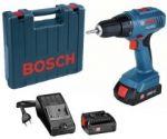 Porovnání ceny Aku šroubovák Bosch GSR 1800-LI Professional