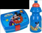 Porovnat ceny DOMO-ELEKTRO TRUDEAU Sada fľaša + desiatový box MICKEY MOUSE