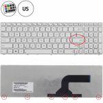 Porovnání ceny Asus U50VG klávesnice