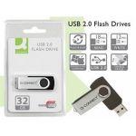 Porovnání ceny Flash disk Q-Connect USB 2.0, 32 GB