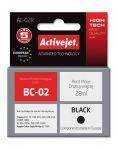 Porovnání ceny ActiveJet Ink cartridge Canon BC-02 Bk ref. - 28 ml AC-02