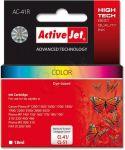 Porovnání ceny ActiveJet Ink cartridge Canon CL-41 Color ref. - 21 ml AC-41