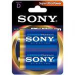 Porovnání ceny Baterie SONY Stamina Platinum D 2ks