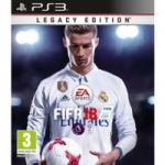 Porovnání ceny CONQUEST FIFA 18 Legacy Edition (PS3)