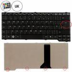 Porovnání ceny Fujitsu Siemens ESPRIMO Mobile V6545 klávesnice