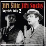 Porovnat ceny Suchý Jiří, Šlitr Jiří Největší hity 2 - Šlitr a Suchý - CD