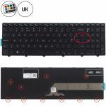 Porovnání ceny Dell Inspiron 15 5559 klávesnice