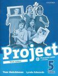 Porovnat ceny Project 5 Pracovní sešit + CD-ROM