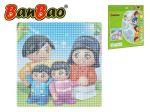 Porovnání ceny BanBao stavebnice základní deska 38,5x38,5 cm transparentní