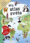 Porovnat ceny neuveden Můj atlas světa + plakát a nálepky