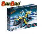 Porovnání ceny Mikro Trading Stavebnice BanBao Hi-tech sněžná rolba 03
