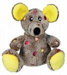 Porovnání ceny Trixie Plyšová myš s puntíky 17 cm