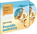 Porovnat ceny John Irving Pravidla moštárny CD