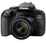 Porovnání ceny CANON EOS 800D + 18-55 IS STM