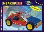 Porovnat ceny Stavebnice MERKUR 016 Buggy 10 modelů 205ks v krabici 26x18x5cm