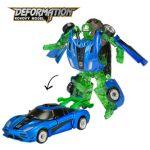 Porovnat ceny Sportovní auto Robot car 1:64