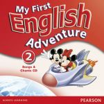 Porovnat ceny Musiol Mady My First English Adventure Level 2 Songs CD