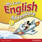 Porovnat ceny Musiol Mady My First English Adventure level 1 Songs CD