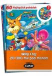 Porovnat ceny Verne Jules Willy Fog: 20.000 mil pod mořem - kolekce 4 DVD