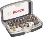 Porovnat ceny BOSCH 32-dielna sada skrutkovacích bitov 2.607.017.319
