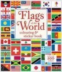 Porovnání ceny Usborne Publishing Flags of the World Colouring & Sticker Book - Susan Meredithová