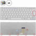 Porovnání ceny Sony Vaio sve1112m1ep klávesnice