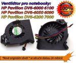 Porovnání ceny Nový Ventilátor HP Pavilion DV6 6b40ec 6b20ec