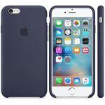 Porovnání ceny Apple iPhone 6/6S Silicone Case Midnight Blue