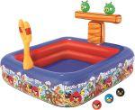 Porovnání ceny BESTWAY Nafukovací hrací centrum Angry birds s bazénem 147 x 147 x 91cm