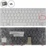 Porovnání ceny Asus Eee PC 1005PG klávesnice