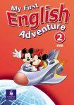 Porovnat ceny neuveden My First English Adventure Level 2 DVD