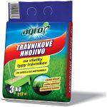 Porovnat ceny AGRO TRAVNIKOVE HNOJIVO 3 KG, 50002807