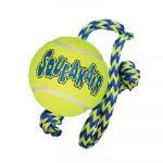 Porovnání ceny KONG Company Limited Hračka tenis Air dog Míč na šňůrce Kong medium