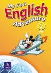 Porovnat ceny neuveden My First English Adventure Level 1 DVD