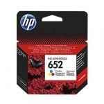 Porovnání ceny HP F6V24AE - originální ink. HP 652 barevná