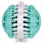 Porovnání ceny Hračka TRIXIE Denta Fun gumový míč mátový 7 cm