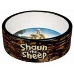 Porovnání ceny Trixie Ovečka Shaun keramická miska 0,3 l/12 cm - hnědá