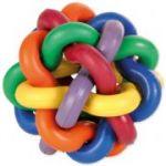 Porovnání ceny Trixie Míč tvrdá guma uzlíkový malý 7cm